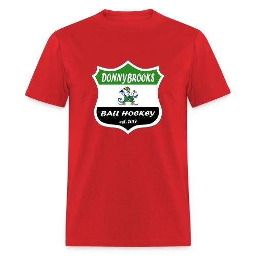 Curtis' Donny Shirt - Men's T-Shirt