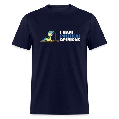 Enunciation Emergency - Male - Men's T-Shirt