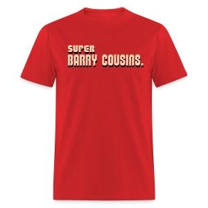 Super Barry Cousins (Men's) - Men's T-Shirt