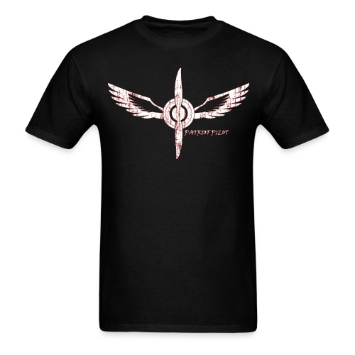 Patriot Pilot - Men's T-Shirt