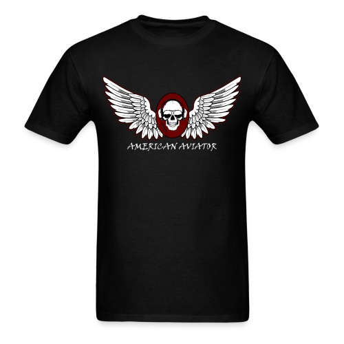 American Aviator - Men's T-Shirt