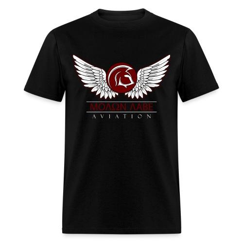 Molon Labe Aviation - Men's T-Shirt