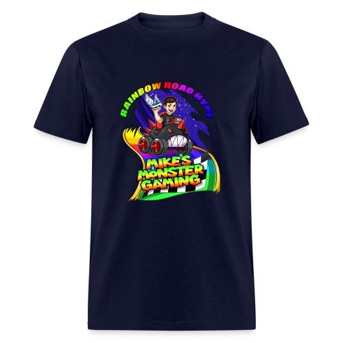 Rainbow Road Hype - Men's T-Shirt