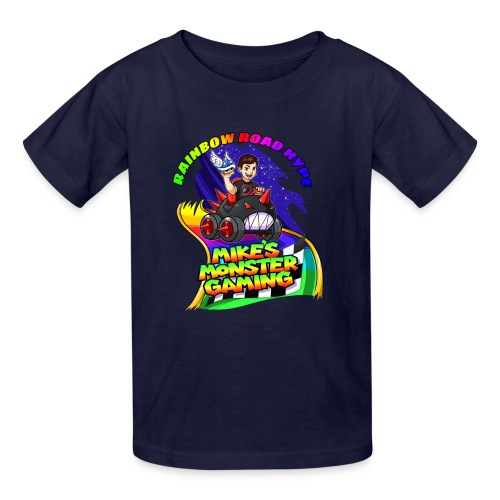Rainbow Road Hype - Kids' T-Shirt