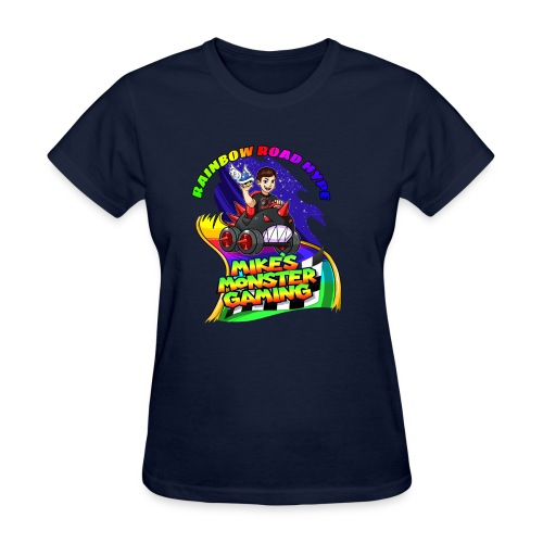 Rainbow Road Hype - Women's T-Shirt