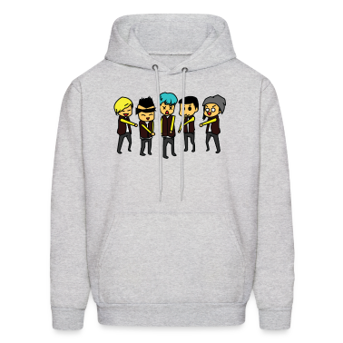 Big Bang Running Man Hoodies