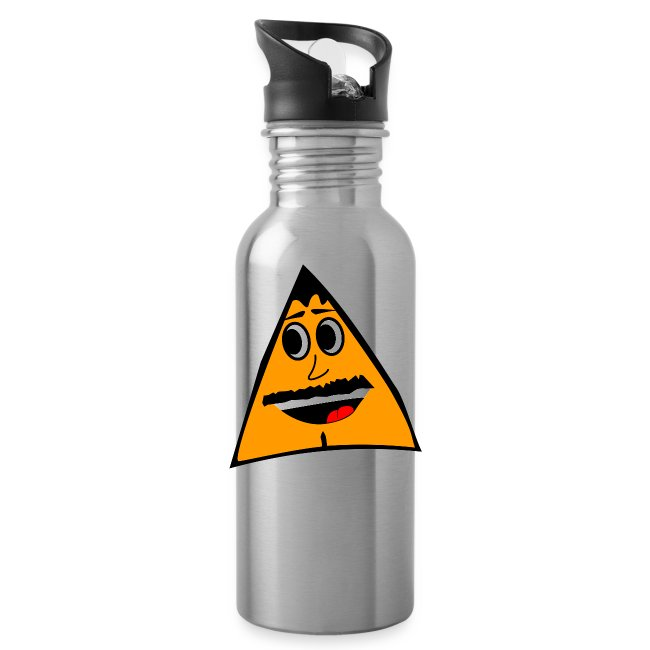Sneables TM.  I Love To Have Fun Water Bottle
