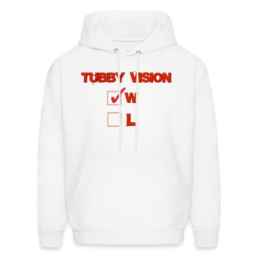 Tubby vision hoodie  - Men's Hoodie