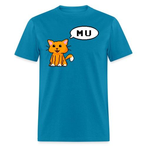 Mu cat (Masculine) - Men's T-Shirt