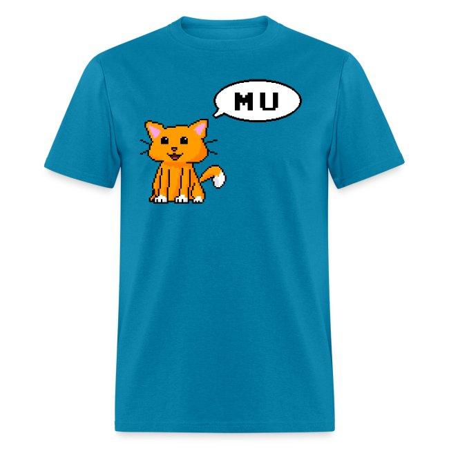 Mu cat (Masculine)