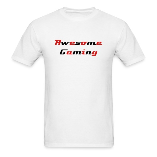Awesome Team Roster Red - Men's T-Shirt