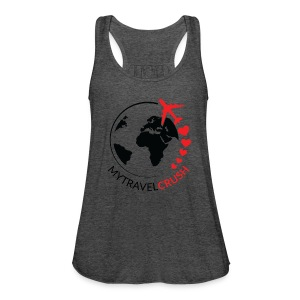 Mytravelcrush - Women's Flowy Tank Top by Bella
