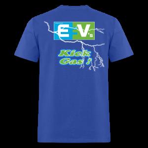 Men's Standard T- EV3 kicks Back - Men's T-Shirt