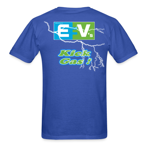 Men's Standard T- EV3 kicks Back - Men's T-Shirt