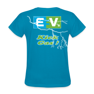 Women's Standard T- EV3 kicks Back - Women's T-Shirt