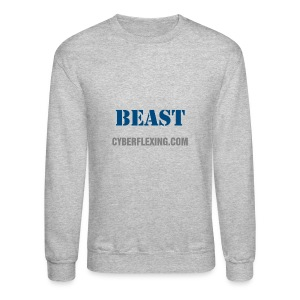 Beast - Men's Sweatshirt - Crewneck Sweatshirt