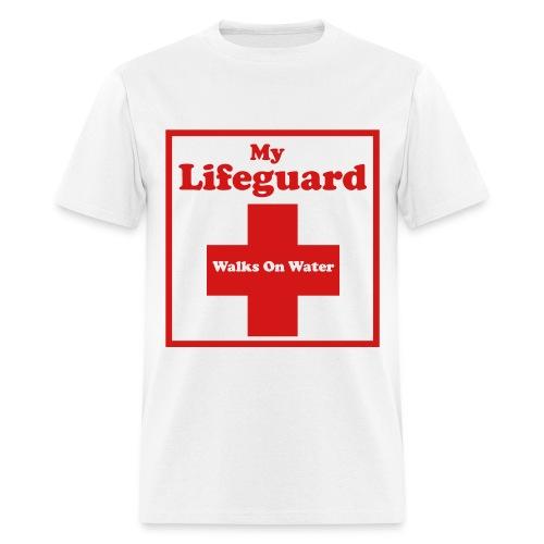 LIFEGUARD-T - Men's T-Shirt