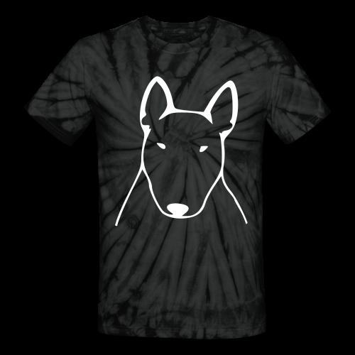 Bullterrier - Unisex Tie Dye T-Shirt