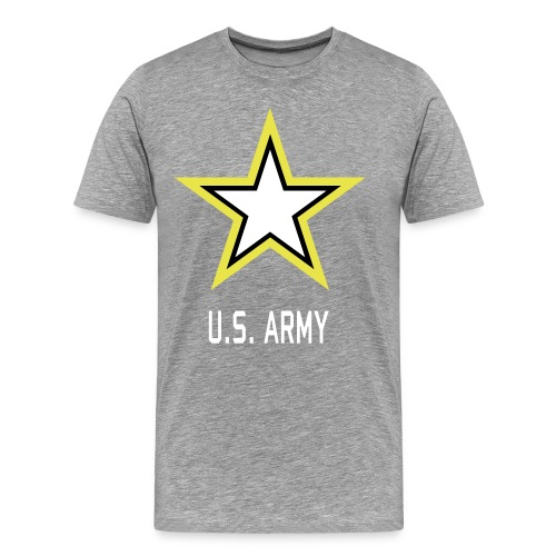 US Army Logo - Men's Premium T-Shirt