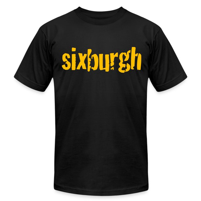 Sixburgh Mens American Black