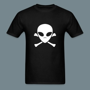 anti alien - Men's T-Shirt