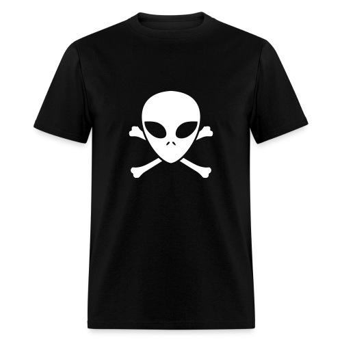 anti alien - Men's T-Shirt