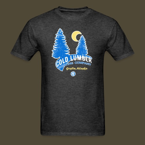 Cold Lumber Brewing - Men's T-Shirt