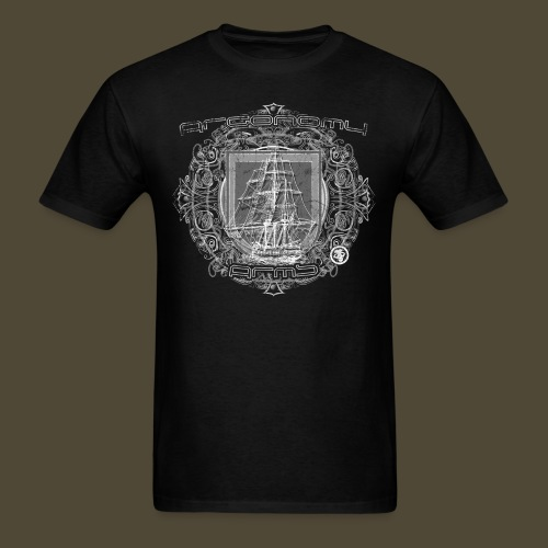 Argonomy Arms - Men's T-Shirt