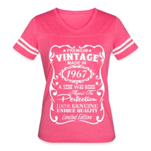 Birthday Gifts for Woman - Women's Vintage Sport T-Shirt