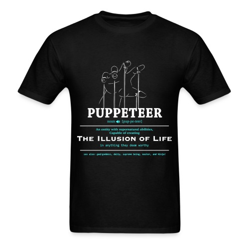 Puppeteer - tShirt - Men's T-Shirt