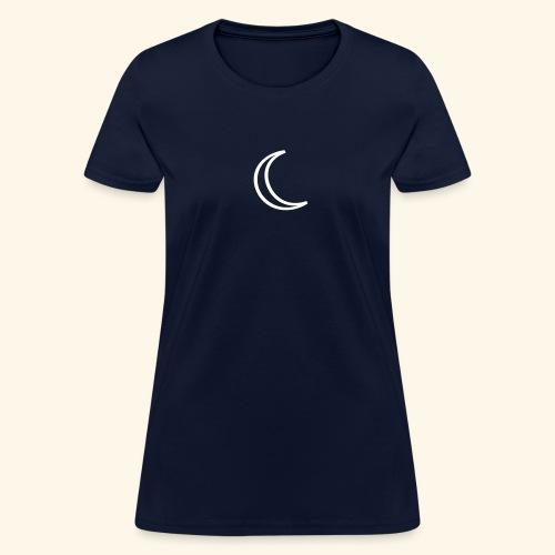 Moon - Women's T-Shirt