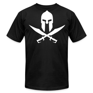 Spartan - Men's T-Shirt by American Apparel