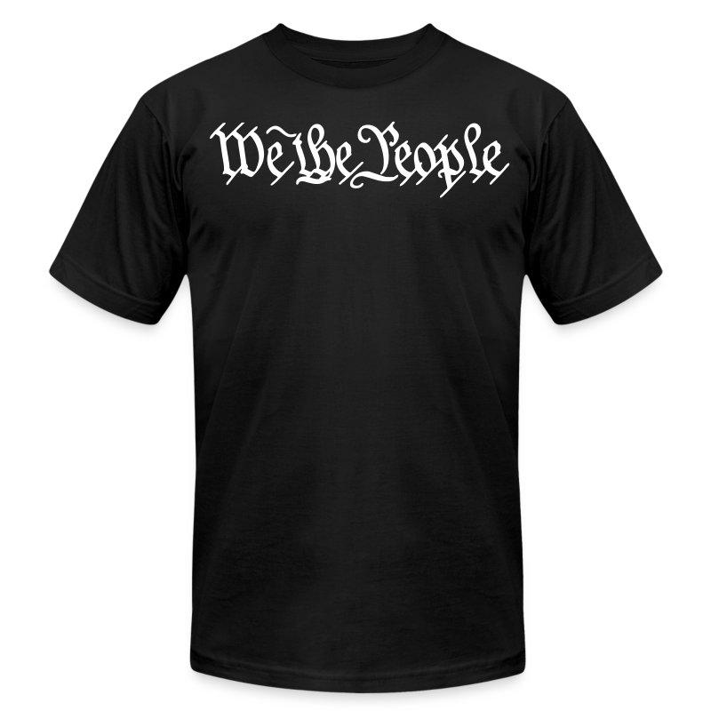 We The People - Men's Fine Jersey T-Shirt