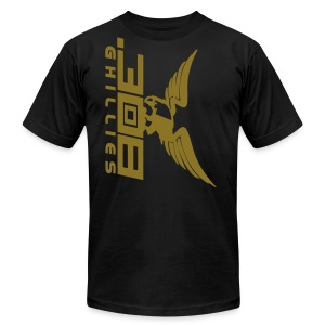 Gold Wing - Men's T-Shirt by American Apparel