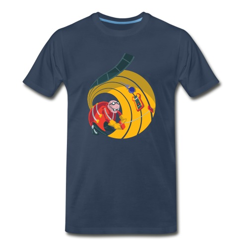 Jubotnic - Men's Premium T-Shirt