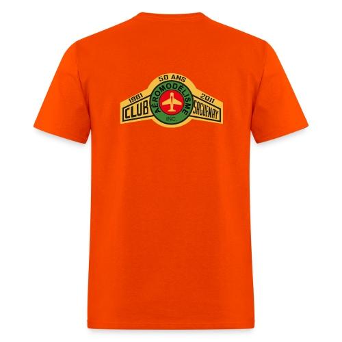 Club Aéromodélisme Saguenay - Men's T-Shirt