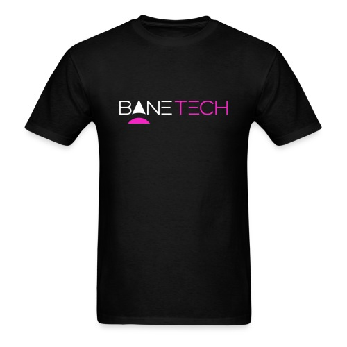 Transparent Bane Tech - Men's T-Shirt