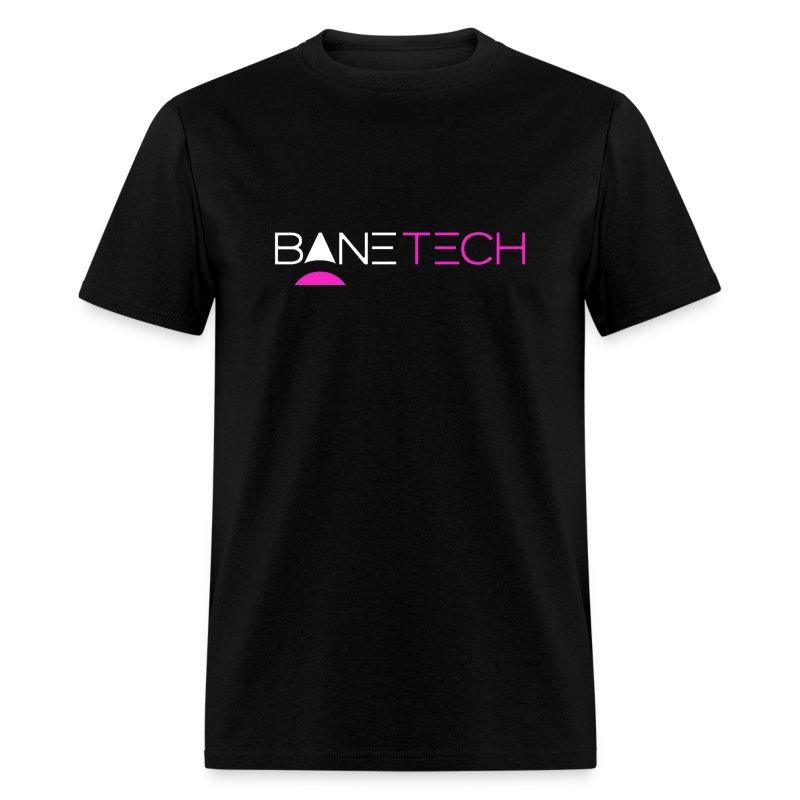 Transparent Bane Tech - Men's T-Shirt