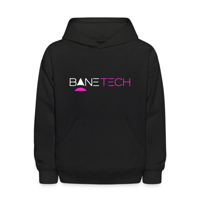 Transparent Bane Tech - Kids' Hoodie