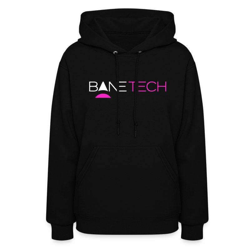 Transparent Bane Tech - Women's Hoodie