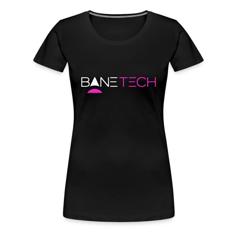 Transparent Bane Tech - Women's Premium T-Shirt