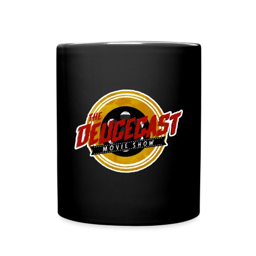 Deucecast Movie Show Mug - Full Color Mug