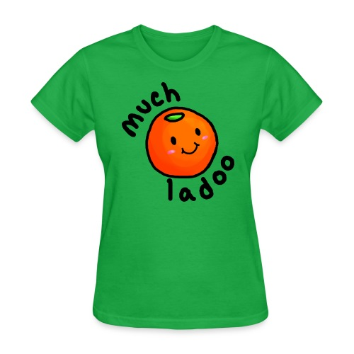 Much Ladoo (Feminine cut) - Women's T-Shirt