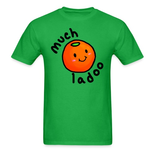 Much Ladoo (Masculine cut) - Men's T-Shirt
