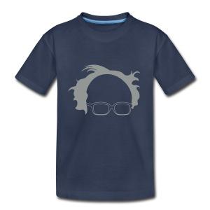 * Bernie : Revolution * (velveteen.print)  - T-shirt premium pour enfants