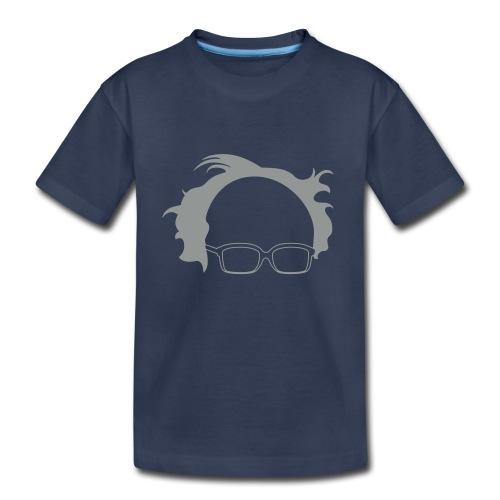 * Bernie : Revolution * (velveteen.print)  - Toddler Premium T-Shirt
