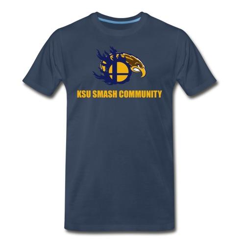 KSU Smash Shirt - Men's Premium T-Shirt