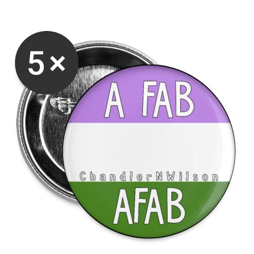 A Fab AFAB Button - Small Buttons