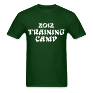 T-Shirts ~ Men's T-Shirt ~ Birds Training Camp Shirt