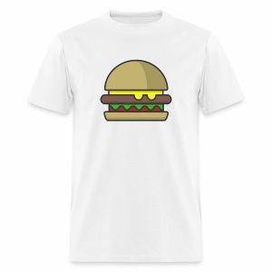 Men's Hamburger Shirt - Men's T-Shirt